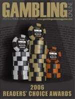 Gambling Online Magazine Awards Issue 2006