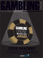 Gambling Online Magazine Awards 2008